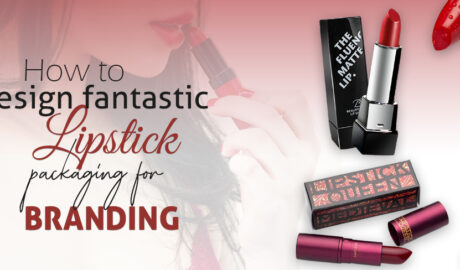 How to design fantastic lipstick packaging